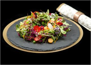 Focal Fusion Photography Olives and Plates Salad