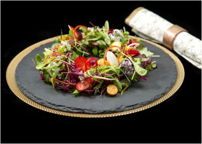Focal Fusion Photography Olives and Plates Salad photo