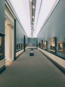 Art Gallery Virtual Tour